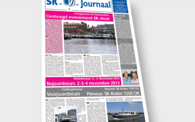The first issue of the SK Journal