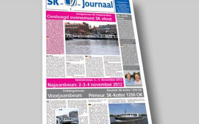 Eerste nummer van het SK-Journaal