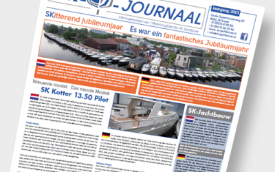 The fourth issue of the SK Journal