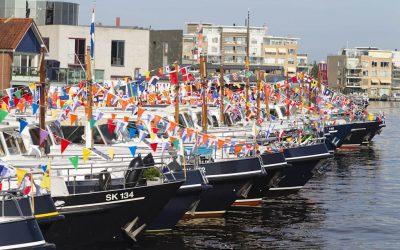 Zoveel mensen en 53 schepen tijdens ons jubileum voelt als een groot compliment